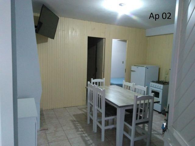 Alugo Apartamentos praia de Arambaré - tenho 01 pacote de Carnaval - Foto 8