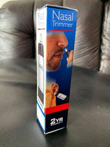 Aparador De Pelos Nasal Trimmer - Foto 3