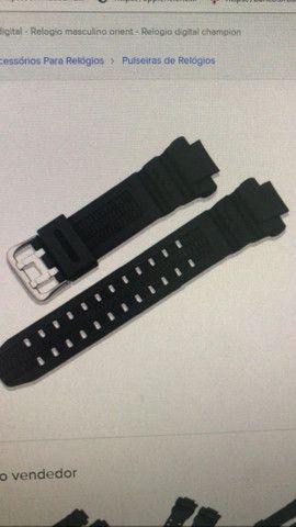 Pulseiras de silicone para relógios esportivos  - Foto 3