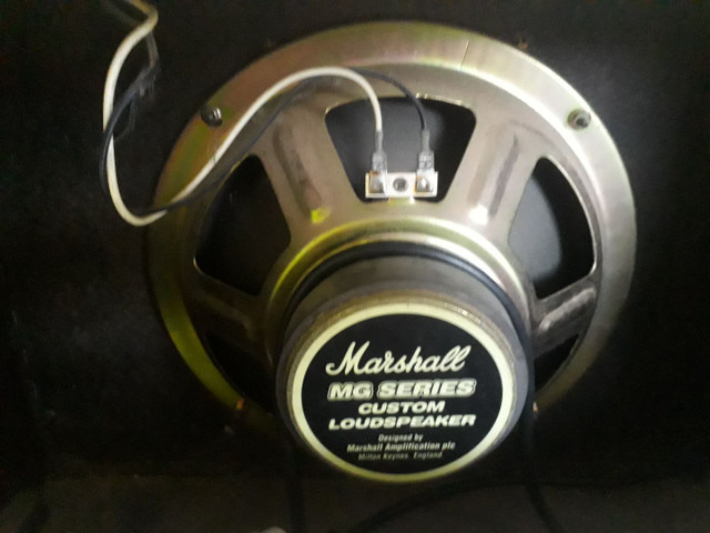 Amplificador de Guitarra Marshall G30R CD - Foto 3