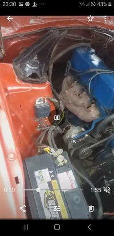 Super oferta Ford Maveric ano 1976 - 4cc mecanica 100% - Foto 9