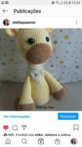 Peças em Croche  - Foto 5