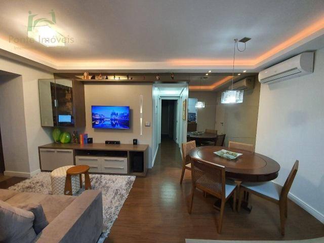 Apartamento com 2 dormitórios, 74m² por R$ 615.000,00- Trindade - Florianópolis/SC - Foto 2