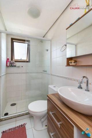 Apartamento com 2 dormitórios à venda, 75 m² por R$ 370.000,00 - Chácara das Pedras - Port - Foto 17