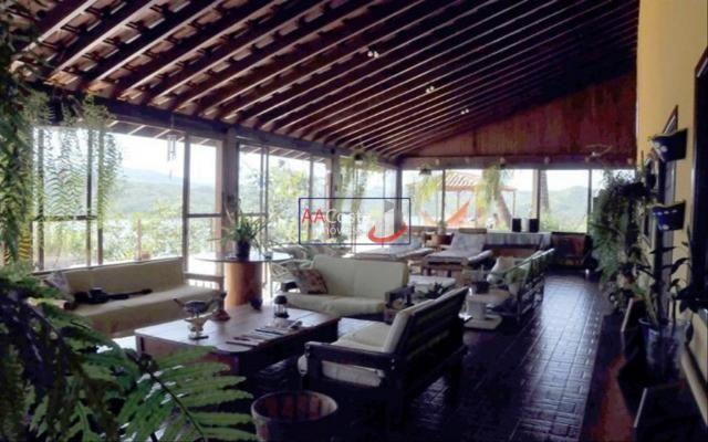 Chácara à venda com 5 dormitórios em Zona rural, Pedregulho cod:5090 - Foto 5
