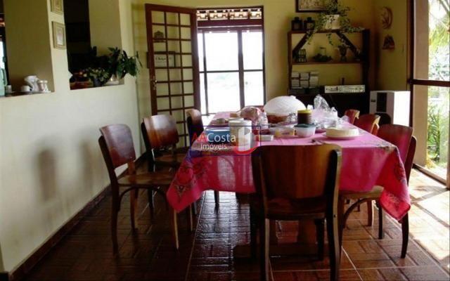 Chácara à venda com 5 dormitórios em Zona rural, Pedregulho cod:5090 - Foto 18