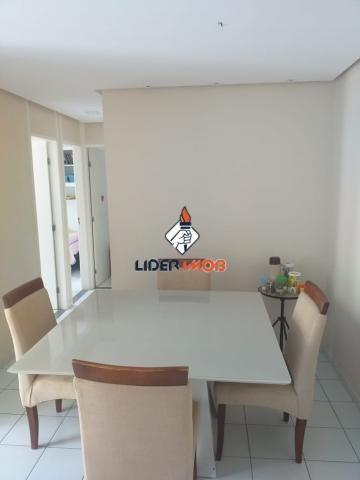 Líder Imob - Apartamento no Muchila, 3 Quartos, Suíte, Nascente, Varanda, para Venda, Cond - Foto 2