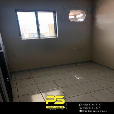 Apartamento com 2 dormitórios à venda, 59 m² por R$ 157.000 - Jardim Cidade Universitária  - Foto 10