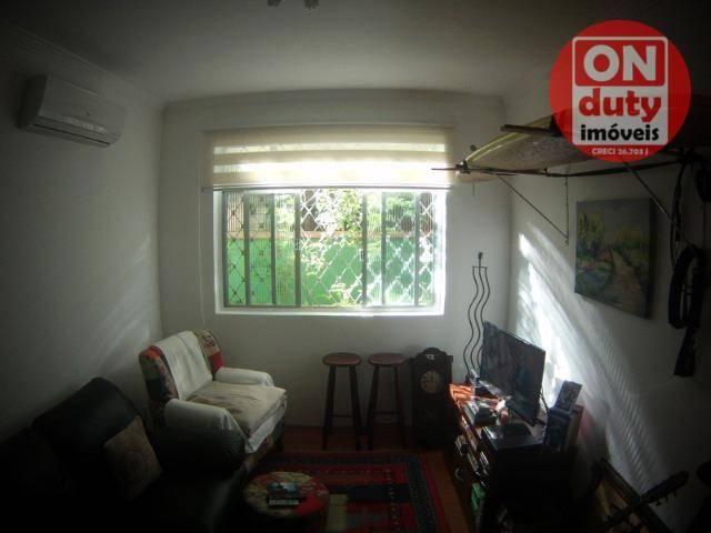 Apartamento com 1 dormitório à venda, 48 m² por R$ 240.000,00 - Ponta da Praia - Santos/SP - Foto 2