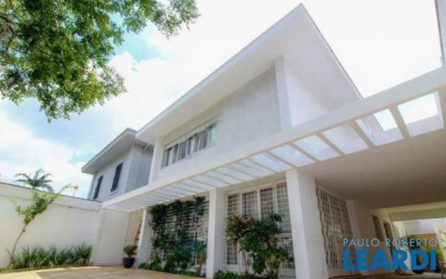 Casa à venda com 5 dormitórios em Jardim paulista, São paulo cod:551461