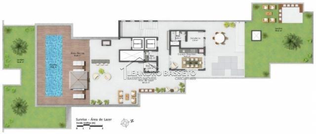Apartamento à venda com 3 dormitórios em Santo antônio de lisboa, Florianópolis cod:3046 - Foto 11