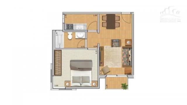 Apartamento à venda com 1 dormitórios em Cerqueira césar, São paulo cod:116517 - Foto 7