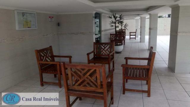 Apartamento à venda com 1 dormitórios em Aviação, Praia grande cod:507 - Foto 14
