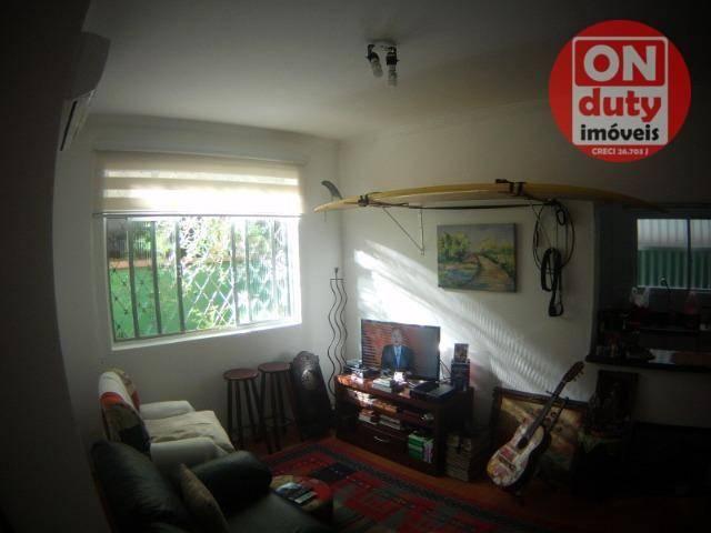 Apartamento com 1 dormitório à venda, 48 m² por R$ 240.000,00 - Ponta da Praia - Santos/SP - Foto 3
