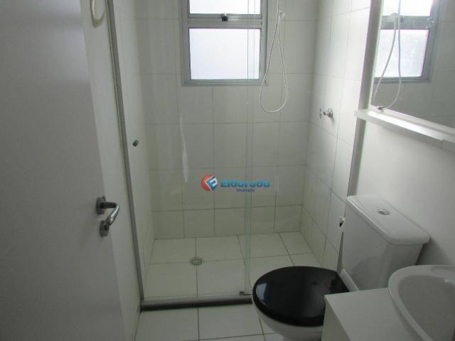 Apartamento com 1 dormitório para alugar, 49 m² por R$ 600/mês - Parque Yolanda (Nova Vene - Foto 7