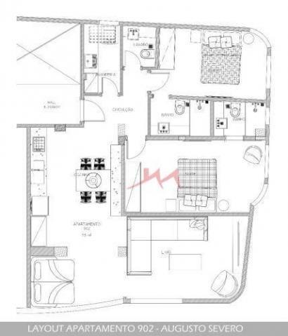 Apartamento com 2 quartos à venda, 75 m² por R$ 719.000 - Glória - Rio de Janeiro/RJ - Foto 7