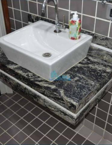 Apartamento com 1 dormitório à venda, 63 m² por R$ 399.000,00 - Ponta da Praia - Santos/SP - Foto 14