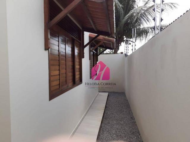 Casa com 3 dormitórios à venda, 134 m² por R$ 250.000,00 - Emaús - Parnamirim/RN - Foto 19