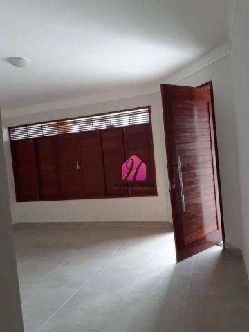 Casa com 3 dormitórios à venda, 134 m² por R$ 250.000,00 - Emaús - Parnamirim/RN - Foto 12