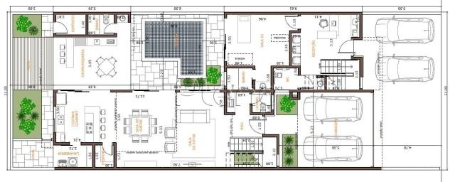 Casa à venda com 3 dormitórios em Jardim indianópolis, Campinas cod:CA015362 - Foto 8