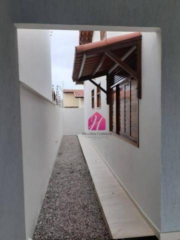 Casa com 3 dormitórios à venda, 134 m² por R$ 250.000,00 - Emaús - Parnamirim/RN - Foto 16