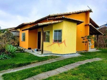 Casa com 3 quartos à venda, 80 m² por R$ 350.000 - Centro (Manilha) - Itaboraí/RJ - Foto 3