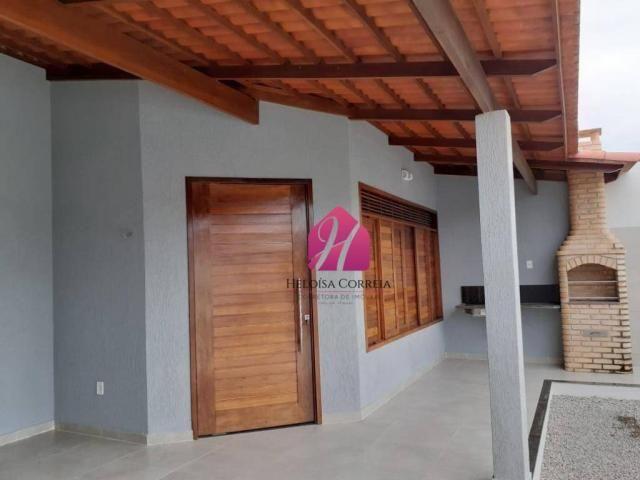 Casa com 3 dormitórios à venda, 134 m² por R$ 250.000,00 - Emaús - Parnamirim/RN - Foto 3