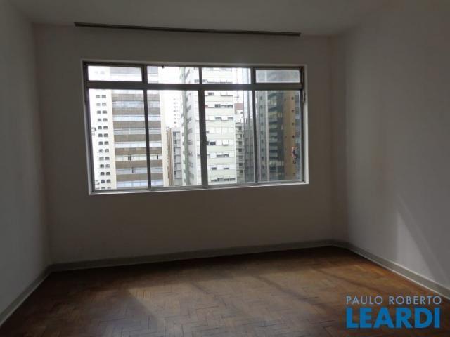 Apartamento à venda com 1 dormitórios em Paraíso, São paulo cod:586454