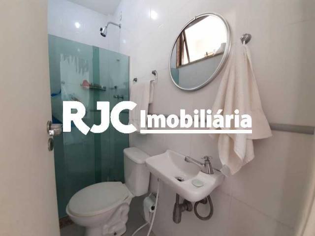 Casa à venda com 4 dormitórios em Maracanã, Rio de janeiro cod:MBCA40161 - Foto 16