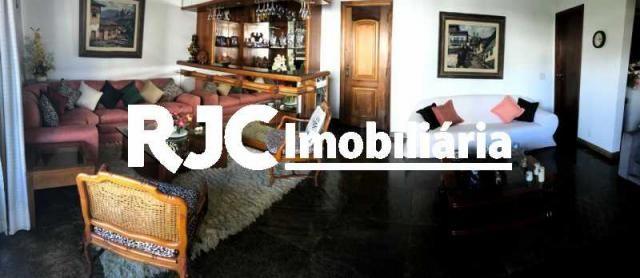 Apartamento à venda com 3 dormitórios em Tijuca, Rio de janeiro cod:MBAP32767 - Foto 7