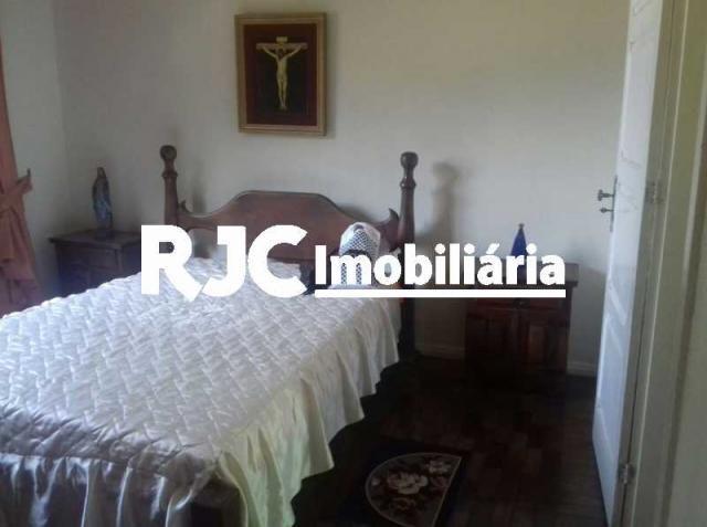 Casa à venda com 3 dormitórios em Grajaú, Rio de janeiro cod:MBCA30135 - Foto 13
