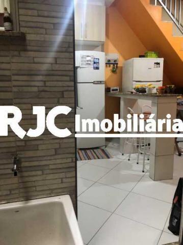 Casa de vila à venda com 4 dormitórios em Tijuca, Rio de janeiro cod:MBCV40053 - Foto 15