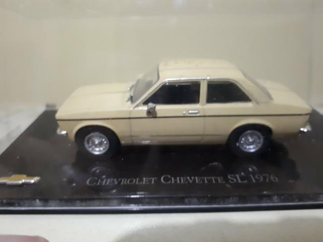 Kit Miniatura GM Chevrolet Chevette Escala 1/43 - Foto 4