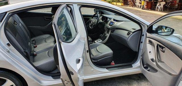Elantra 2012 - sem pressa pra vender. Carro de garagem - Foto 2