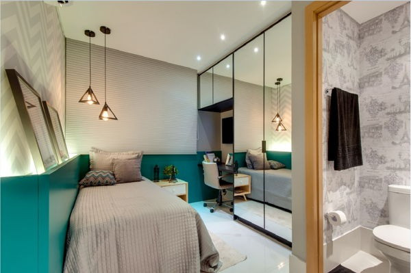 Apartamento 2Q Dot Bueno Residence - Foto 4