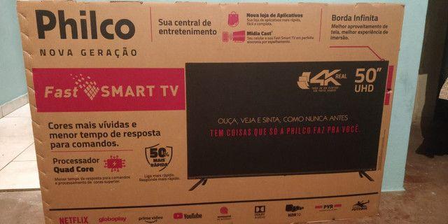 Philco smart tv 4k - Foto 2