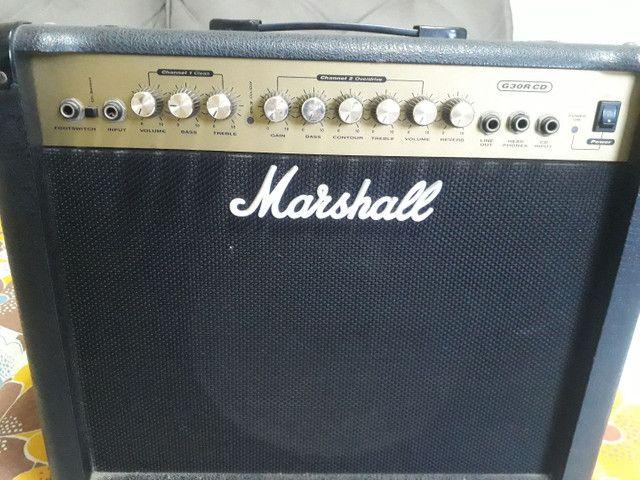Amplificador de Guitarra Marshall G30R CD