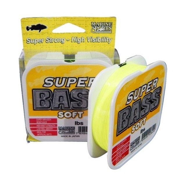 Linhas de Pesca SuperBass - 0,33 / 0,37 / 0,40mm