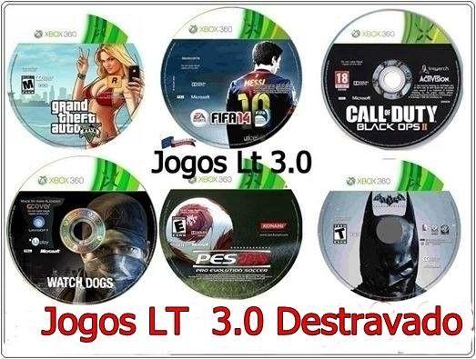 Jogos para xbox 360 / Jogos para Ps2