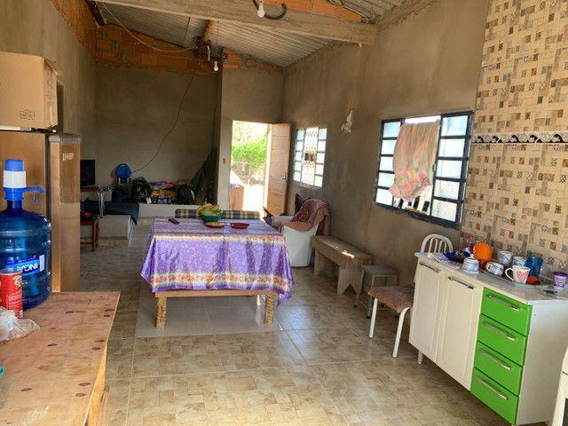 Vendo Rancho 2 quartos um suíte regiao Três Marias - Foto 6