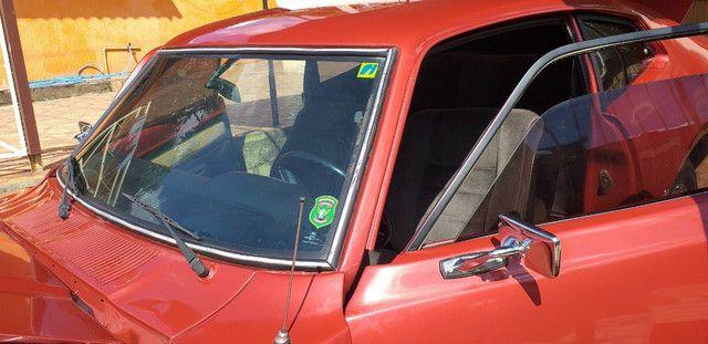 Super oferta Ford Maveric ano 1976 - 4cc mecanica 100% - Foto 11