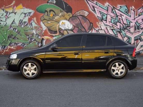 Chevrolet astra 2.0 mpfi advantage 8v flex 4p manual - Foto 3