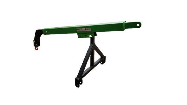 Guincho Traseiro Agrícola - GTF 800