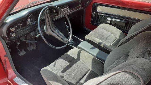 Super oferta Ford Maveric ano 1976 - 4cc mecanica 100% - Foto 6