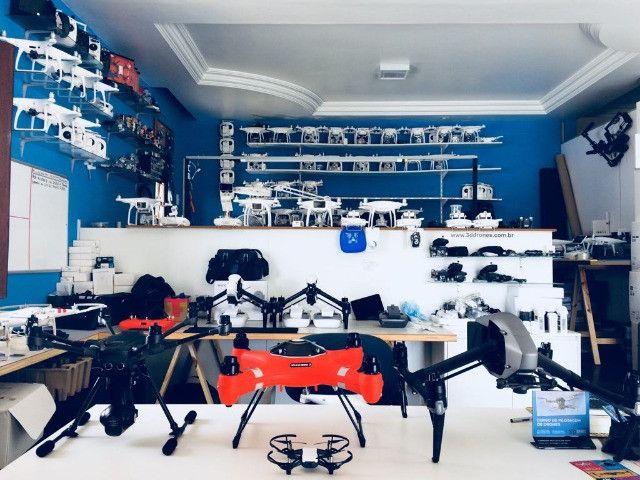 Assistência Técnica de Drones - Especializada em equipamentos DJI - Foto 2