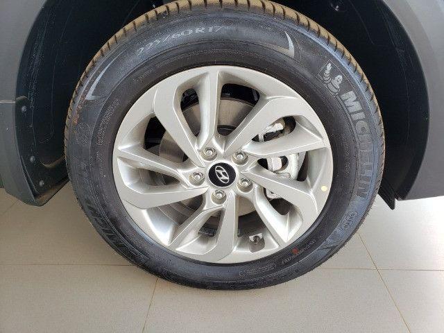 Hyundai Tucson 1.6 Turbo Automática 20/21 - Foto 11