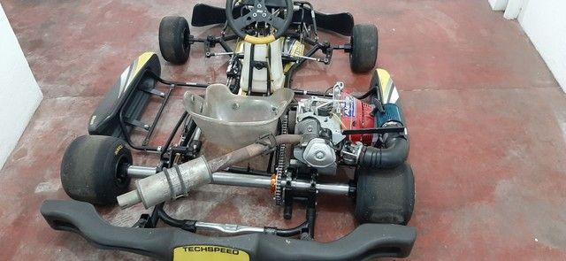 Kart Mini - Motor Honda  - Foto 4