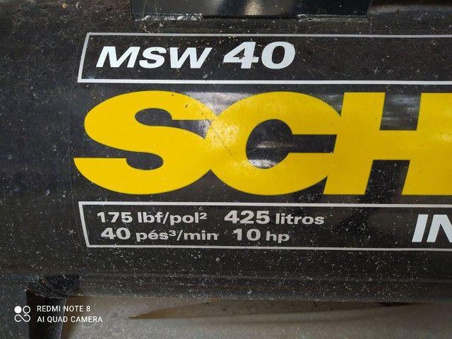 Compressor 10 hp novo na garantia - Foto 2