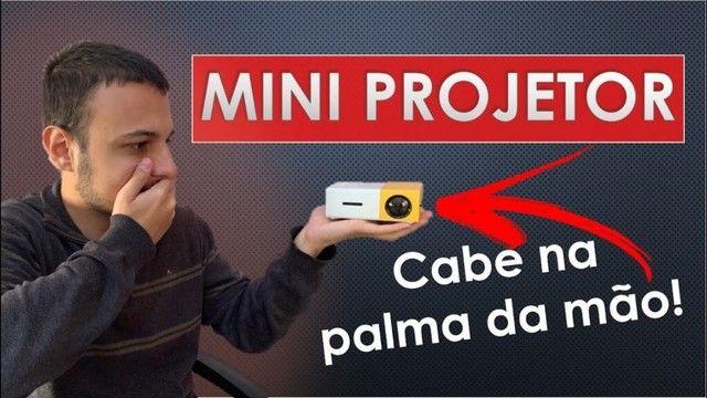 Mini Projetor - Foto 5