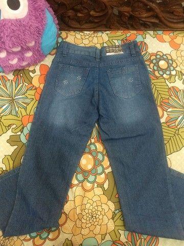 Calça jeans Nova Tam 14 - Foto 3